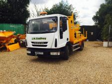 Iveco 7.5 ton tipper / gritter